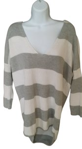 Express V Neck Sweater