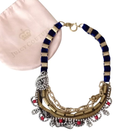 Preload https://img-static.tradesy.com/item/920526/juicy-couture-gold-layered-velvet-drama-necklace-0-0-540-540.jpg