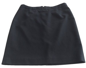 INC International Concepts Pencil Work Attire Work Professional Skirt Black