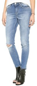 Won Hundred Boyfriend Cut Jeans-Light Wash