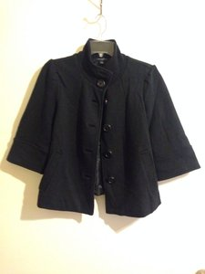 Banana Republic Spring Black Jacket