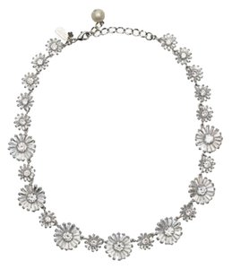 Kate Spade Kate Spade Crystal Gardens Necklace NWT RARE Diamond-Look Exquisite Floral Chic!