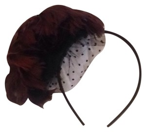 Nordstrom Handmade feather headband