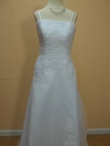 DaVinci Bridal T8144 Wedding Dress