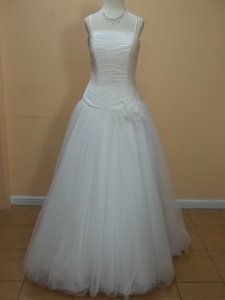 DaVinci Bridal T8147 Wedding Dress