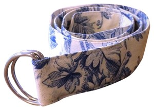 Suzanne China print belt