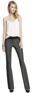 Express Studio Stretch Contrast Barely Boot Columnist Pant
