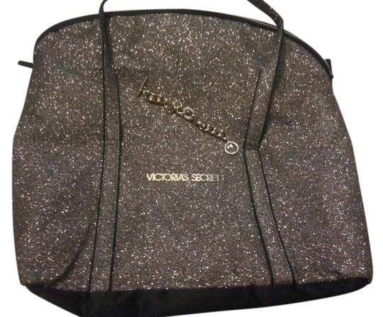 Victoria S Secret Overnight Bag And Gold Vs Bracelet With Angel Wings