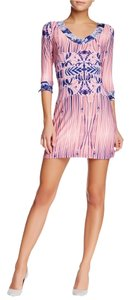 Vertigo Paris short dress pink on Tradesy