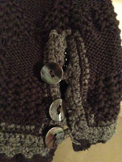 Chico's Sweater Buttons Cardigan