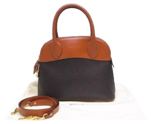 Bally Crossbody Black Brown Black/brown Messenger Bag