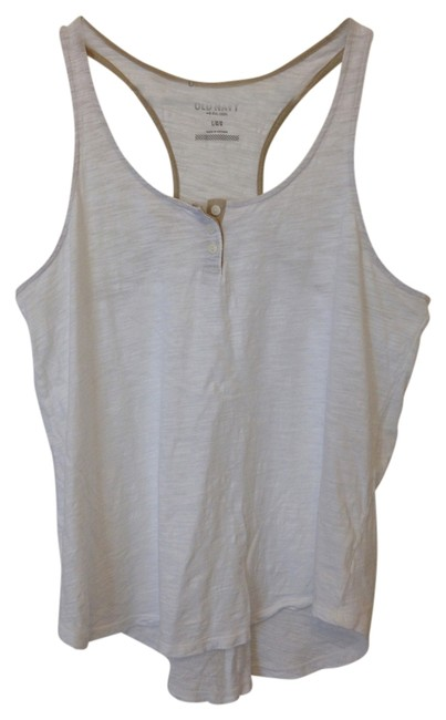 Old Navy Top White/Tan