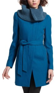 Anthropologie Wool Trench Coat