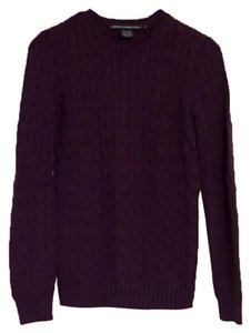 Ralph Lauren Cable Knit Rl Polo Sweater