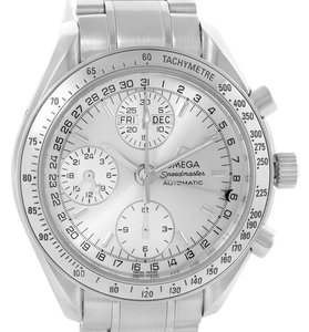 Omega Omega Speedmaster Silver Dial Chronograph Date Mens Watch 3523.30.00