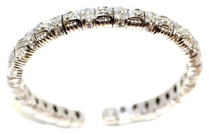 Mr & Mrs Italy Italian diamond cuff bracelet