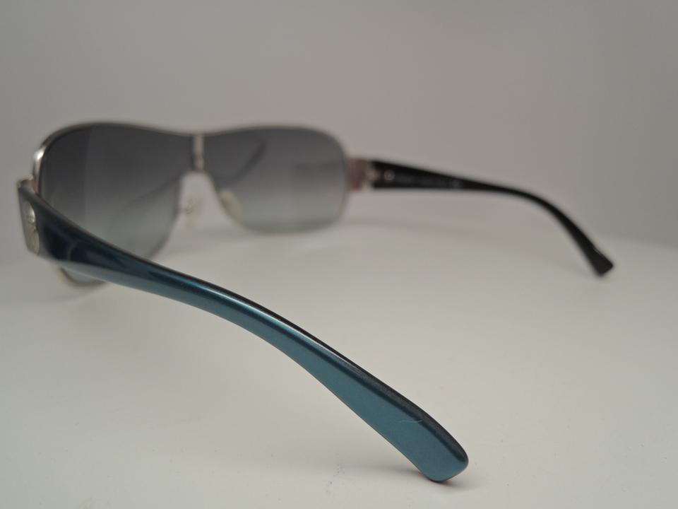 848f53a65c15 Versace Teal 10008g Fashion Unisex Mod. 2078 1000/8g Made In Italy  Sunglasses - Tradesy