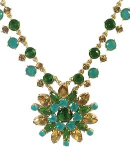 Kate Spade Intricately Hand-Crafted Faceted Gem Sunburst! Kate Spade Solarium Necklace! NWT No Longer in Stores! Rare Classic!