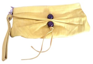 Christopher Kon Yellow Clutch