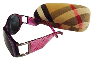 Burberry Burberry Purple Sunglasses