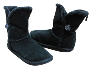 American Eagle Outfitters Size 10.00 M Suede Black Boots