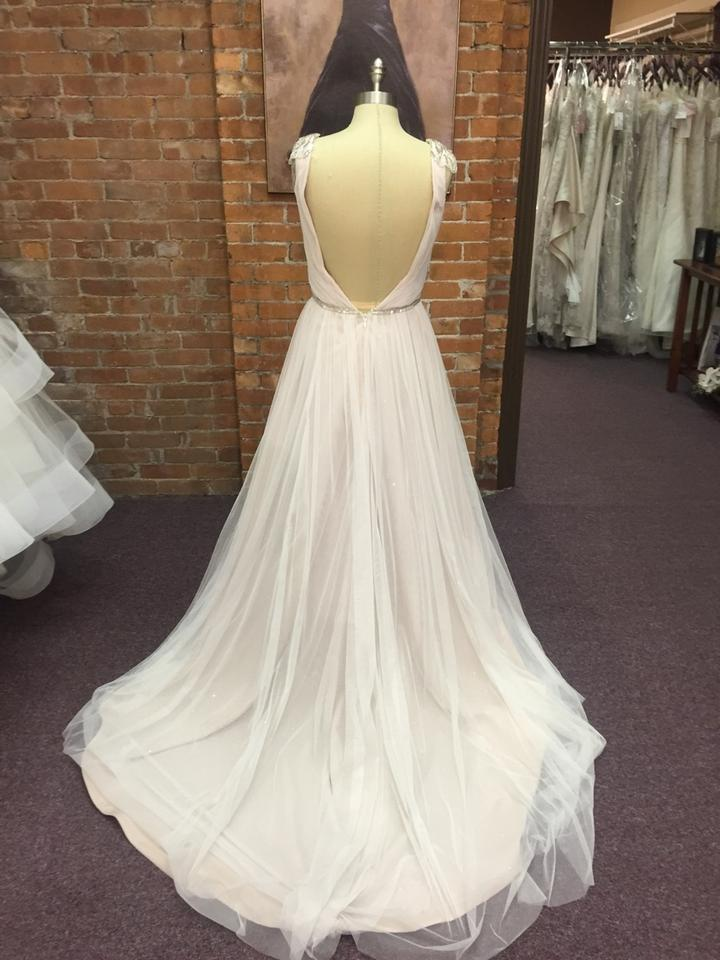 Blush by hayley paige blush by hayley paige 1501 giada for Hayley paige wedding dress prices