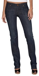 AG Adriano Goldschmied Classic 5 Pocket Style Skinny Jeans-Dark Rinse