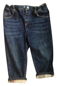 Burberry Relaxed Fit Jeans-Medium Wash