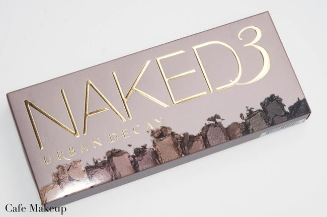 Item - Neutral Naked 3 Eye Shadow Palette Other