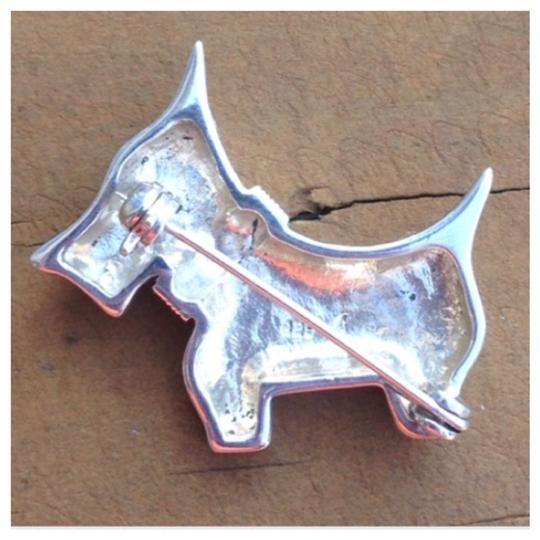 Other Scottie Terrier Sterling Silver Marcasite Pin