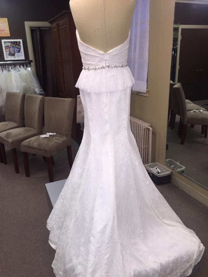 Alvina valenta 7405 wedding dress on sale 28 off for Paying for a wedding dress