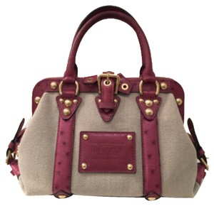 Louis Vuitton Satchel in Purple Lilac