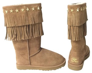 UGG Australia Sold Out Anywhere Rare Chestnut Boots