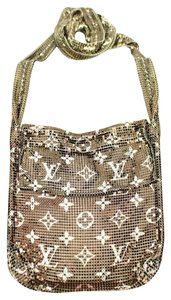 Louis Vuitton Frances Mesh Shoulder Bag
