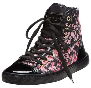 RED Valentino Stylish High Top Floral Athletic