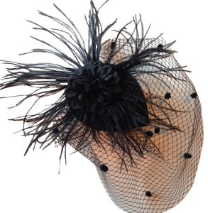 Other Black Fascinator