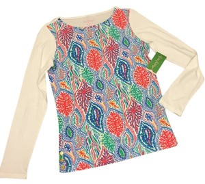 Lilly Pulitzer T Shirt Let Minnow