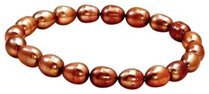Other Freshwater Brown Pearl Bracelet