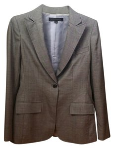 Anne Klein Formal Work Professional grey Blazer