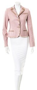 Marc Jacobs Blazer Marc Suit Pink Jacket