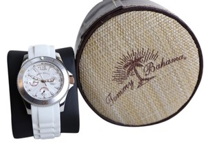 Tommy Bahama Riviera White Dial Multi-Function Watch