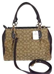 Coach Carry All Shoulder Bag