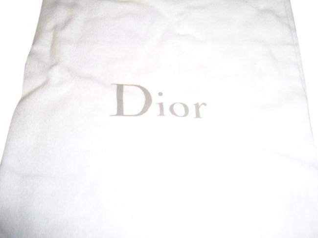 Item - Sleeper / Dust Protective Cover White with Gray Logo Cotton Weekend/Travel Bag