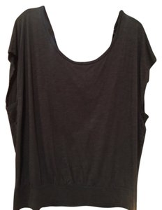 American Eagle Outfitters Top Grey
