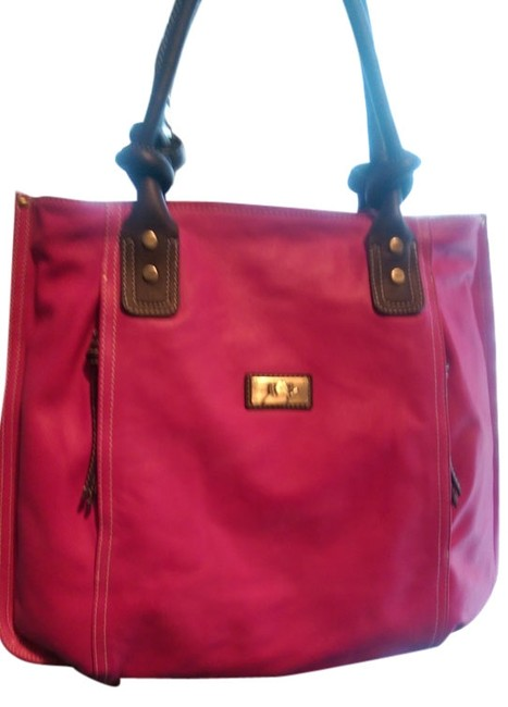 Item - Sale / Italian Leather Made In Italy Shoulder Bag
