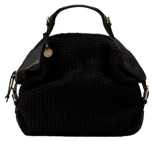 UGG Australia Womens Gifts For Women Knit Satchel in Black