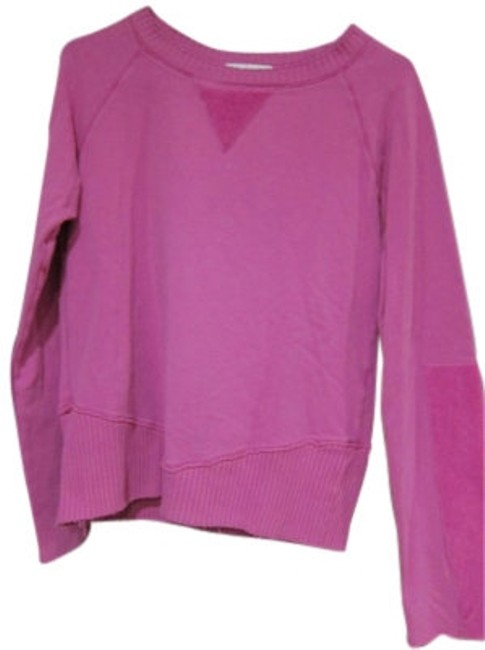 Preload https://item3.tradesy.com/images/rebecca-beeson-fushia-distressed-comfortable-style-sweatshirthoodie-size-12-l-9222-0-0.jpg?width=400&height=650