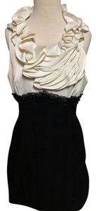A.B.S. by Allen Schwartz Blackandwhite Dress