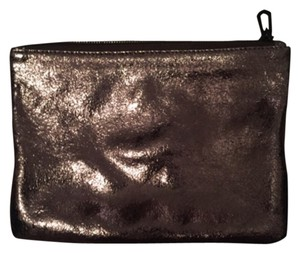 Marc Jacobs Pewter Clutch