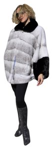Real Mink Fur Coat